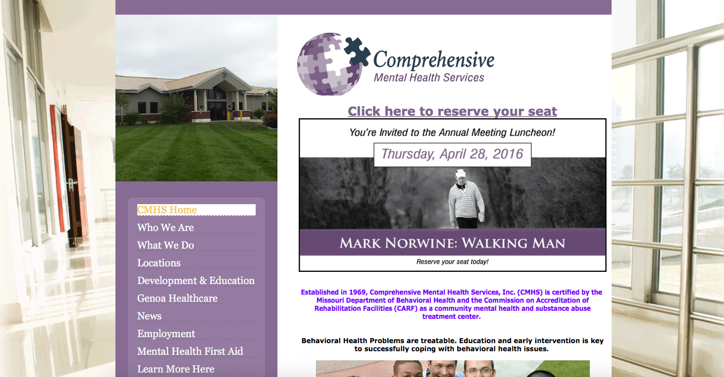 Blog - CMHS - Local Website Makeover